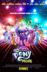 My little pony box office usa
