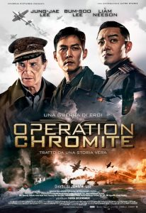 Operation Chromite locandina