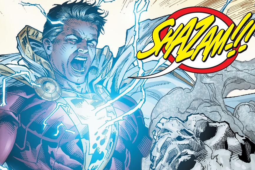 Shazam è il nuovo eroe DC