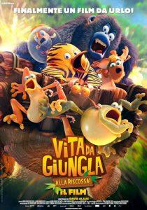 Vita da giungla: alla riscossa! - Il film poster