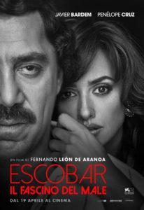 Escobar: Il fascino del male - poster italiano