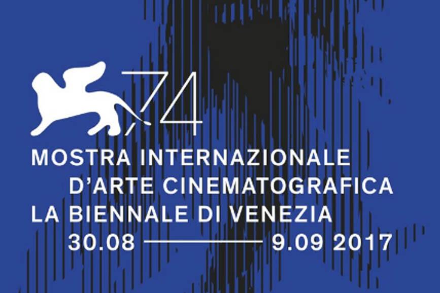 Festival di Venezia 2017 logo