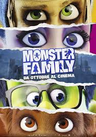 Monster Family locandina