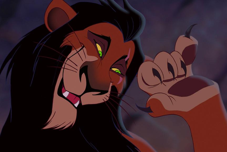 """""""Il Re Leone""""  Scar"""