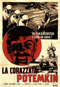 La Corazzata Potëmkin locandina
