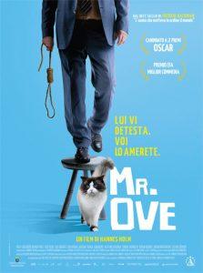 Mr. Ove poster