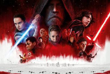 """Box Office Italia: """"Star Wars: Gli ultimi Jedi"""" è primo sotto Natale"""