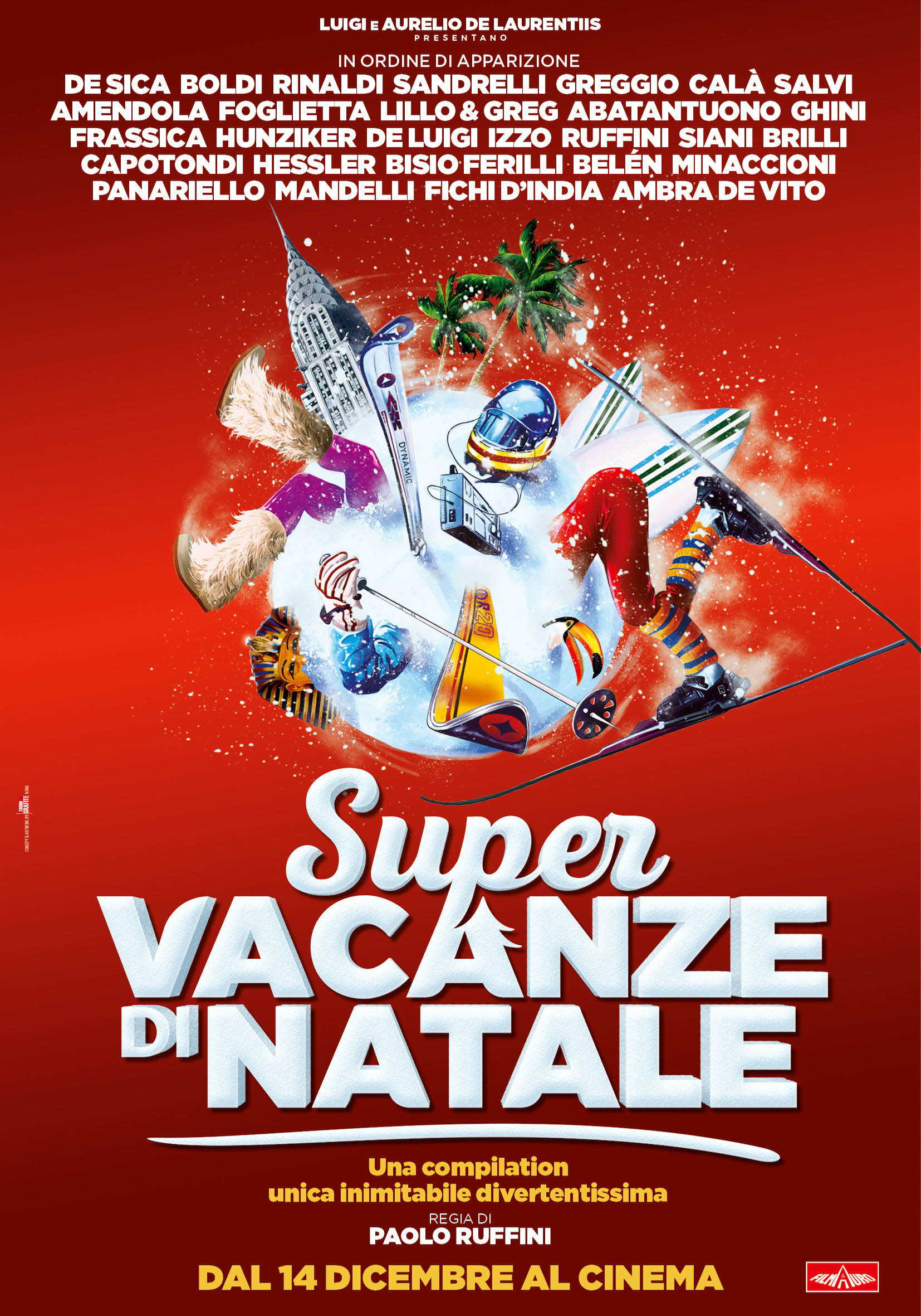 Super vacanze di Natale film streaming