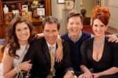 """""""Will & Grace"""" in onda dal 28 settembre: on line due clip"""