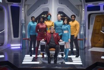 """Black Mirror: nella quarta stagione un'allusione a """"Star Trek"""""""
