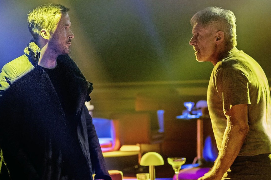 Blade Runner 2049: la lavorazione di un kolossal in due nuovi video