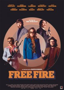 Free Fire locandina