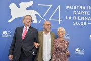 "Festival di Venezia 2017: Mirren, Virzì e Shuterland presentano ""The Leisure Seeker"""