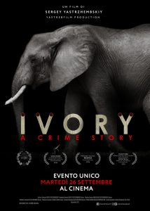 Ivory - A Crime Story poster