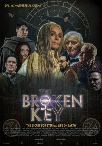 The Broken Key Poster