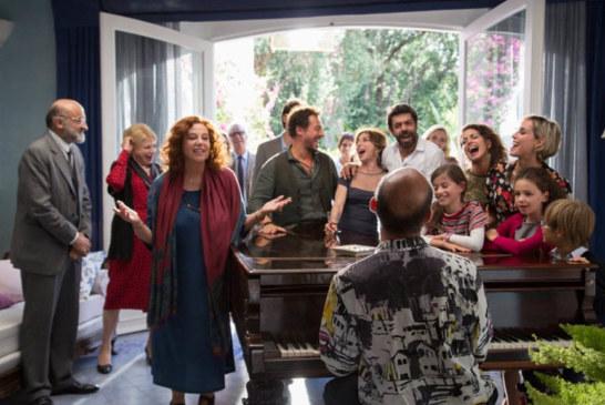 Box Office Italia: A casa tutti bene in vetta alla classifica