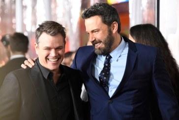 "Ben Affleck, Matt Damon e Jennnifer Todd produrranno ""The Shadows"""