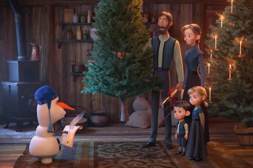 """""""Frozen - Le avventure di Olaf"""" immagine"""