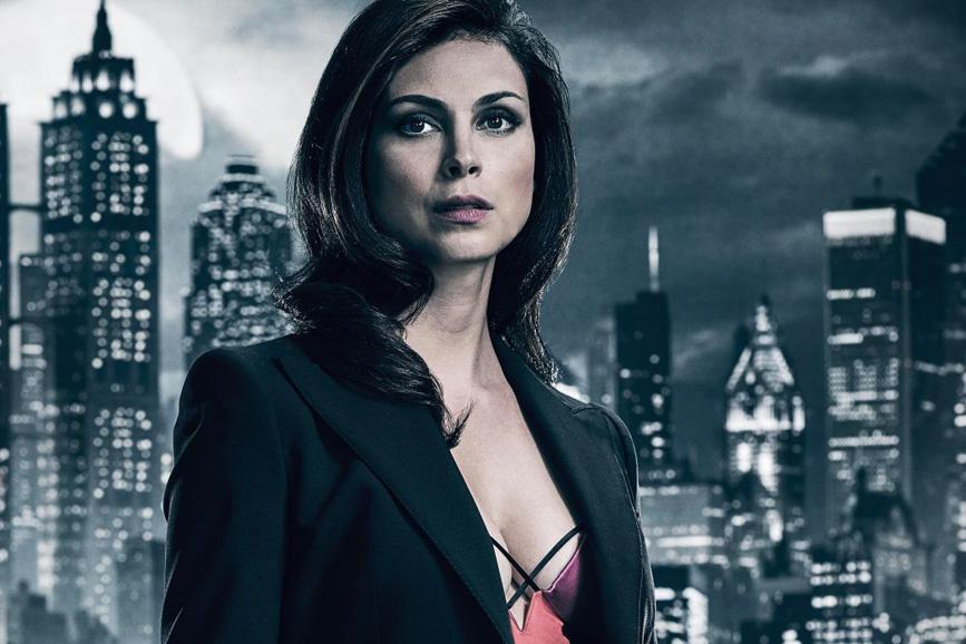 Gotham Leslie