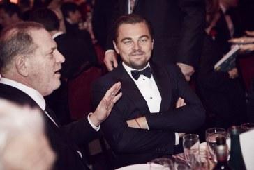 Tutti contro Harvey Weinstein: interviene anche Leonardo di Caprio