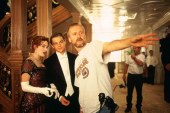 Kate Winslet entra nel mondo di 'Avatar' di James Cameron