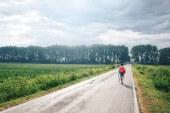Le energie invisibili – Da Milano a Roma in cammino