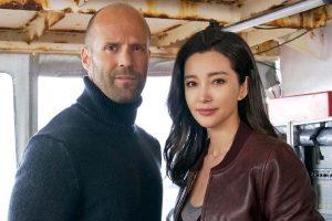 Meg, Jason Statham
