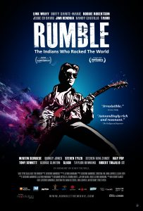 Rumble: The Indians Who Rocked The World locandina