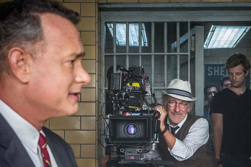 The Post immagine dal set