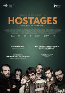 Hostages locandina