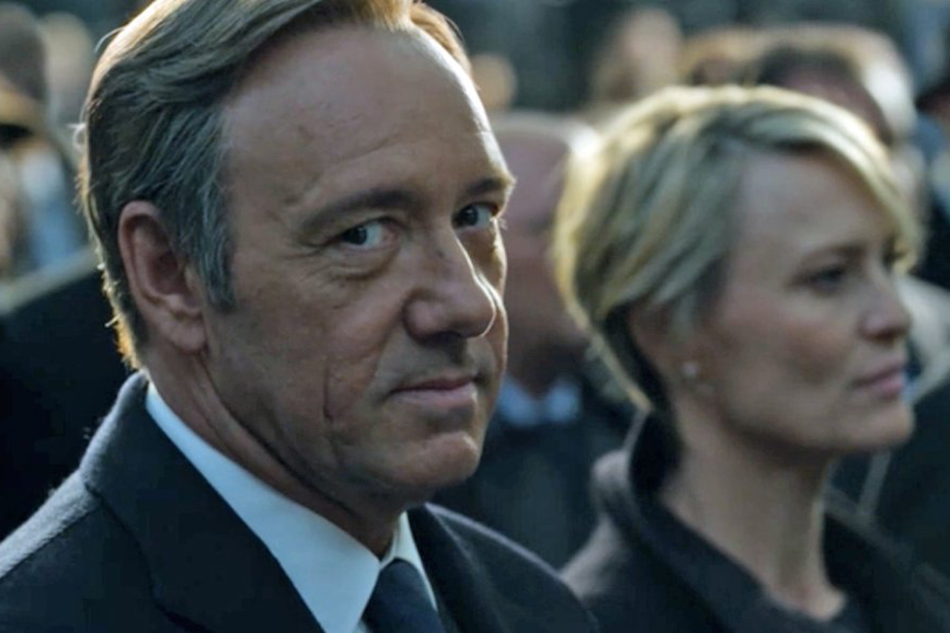 "Kevin Spacey ""House of Cards"" Netflix"