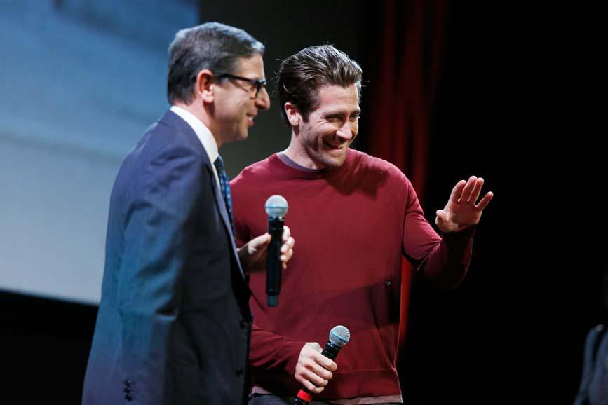 Jake Gyllenhaal Festa del Cinema di Roma 2017