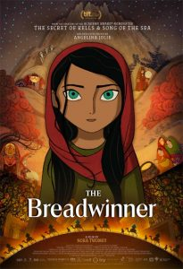 the breadwinner locandina
