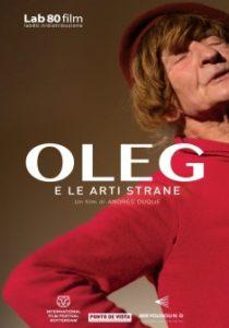 Oleg e le arti strane - Locandina italiana