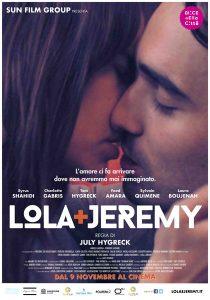 Lola + Jeremy poster