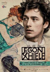 Egon Schiele locandina def