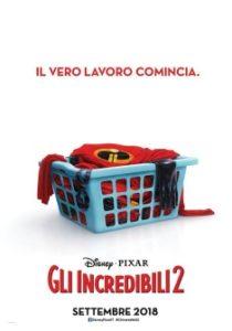 Gli Incredibili 2 - Poster italiano