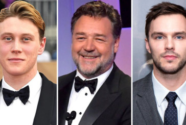 """Russell Crowe e Nicholas Hoult nel western """"True History of the Kelly Gang"""""""