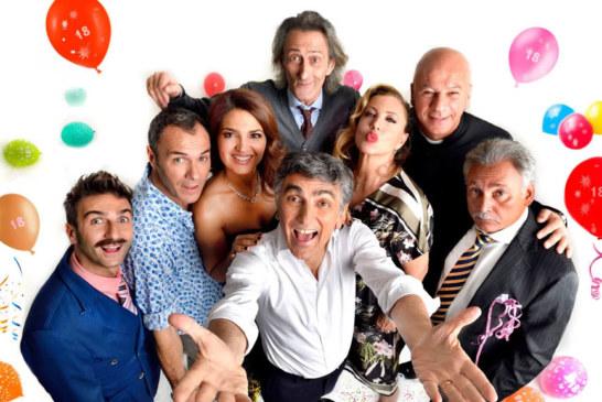 Una festa esagerata: la conferenza stampa con Vincenzo Salemme