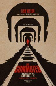 L'uomo sul treno locandina