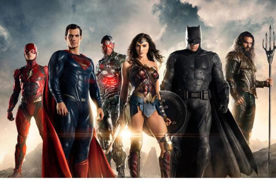 """Box Office Italia: """"Justice League"""" si aggiudica il primo posto"""