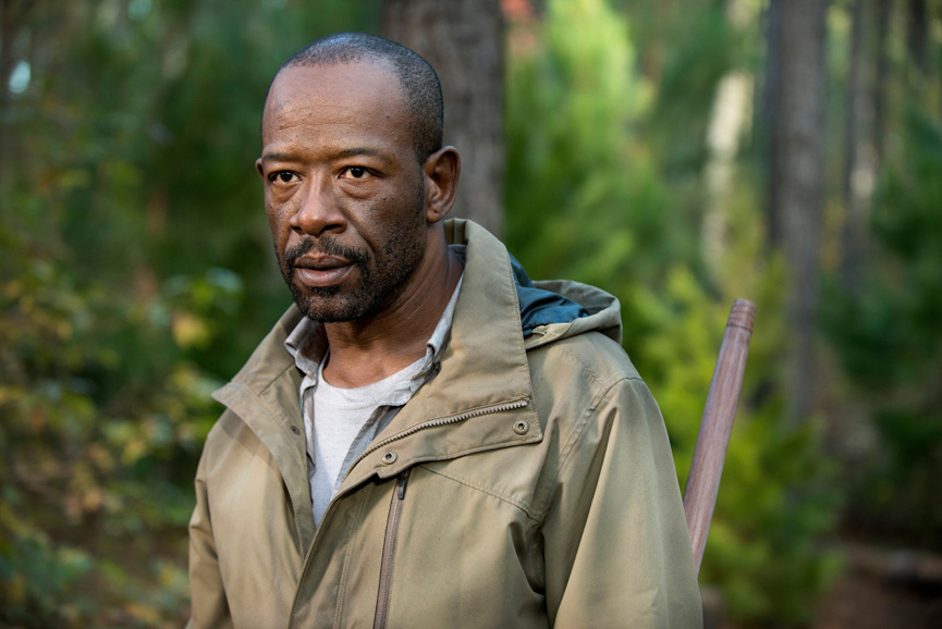 morgan the walking dead