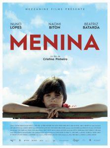 """""""Menina"""" locandina"""