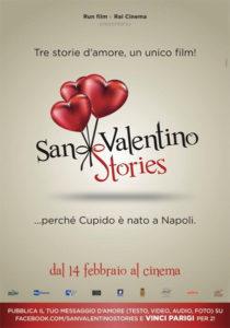 San Valentino Stories - locandina ufficiale
