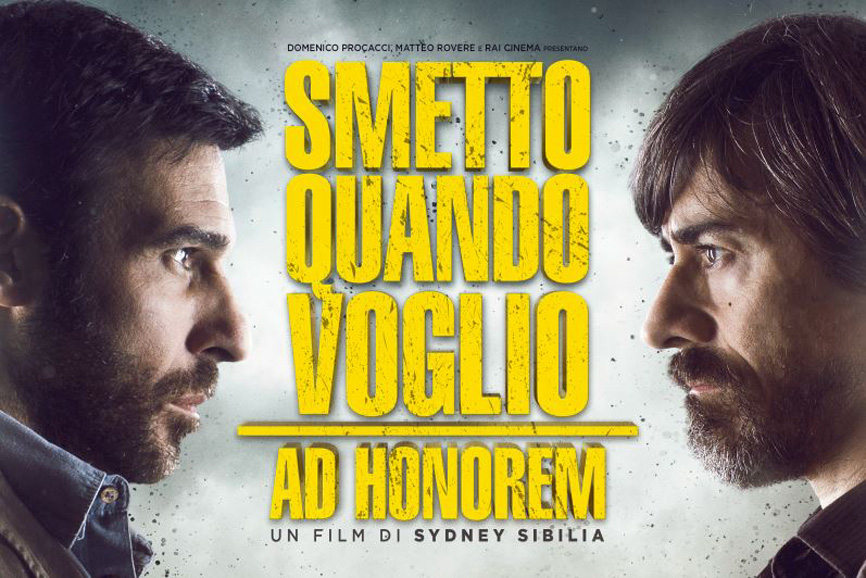 Box office italia smetto