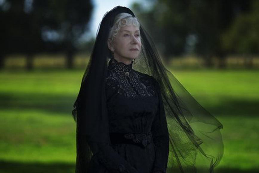 La vedova Winchester Film