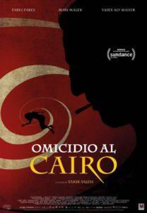 Omicidio al Cairo locandina ita
