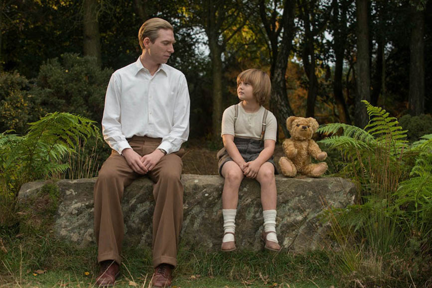 Vi presento Christopher Robin film