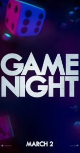 Game Night poster ufficiale