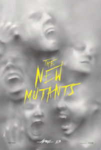 The New Mutants locandina originale